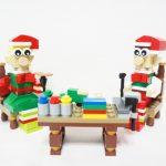 レゴ40205クリスマスのセット