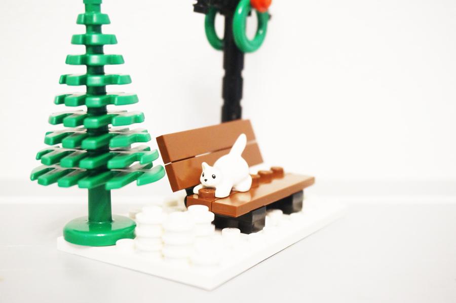 レゴ10249冬のおもちゃ屋さん