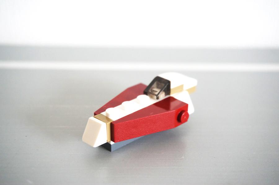 レゴジェダイスターファイター