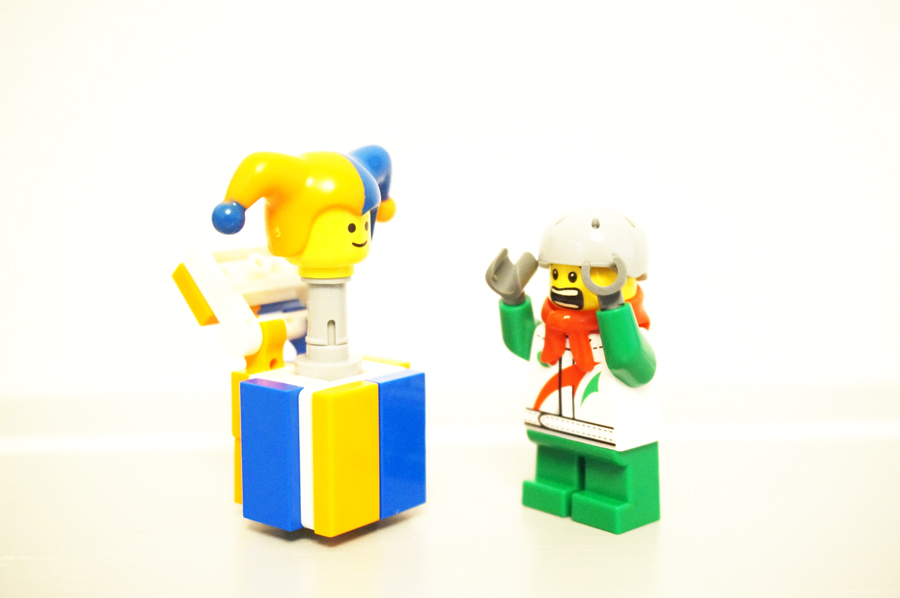 レゴ10249びっくり箱