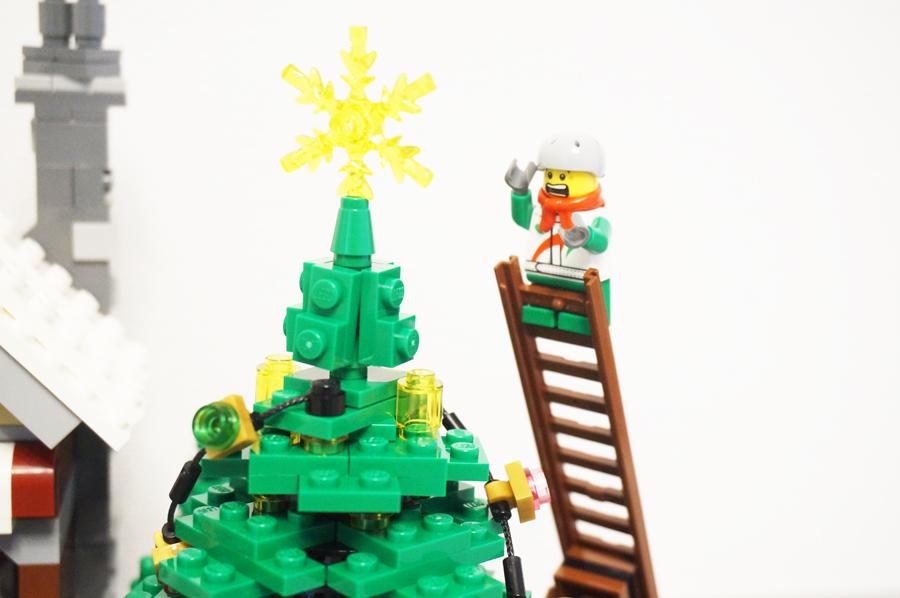 レゴ10249クリスマスツリー