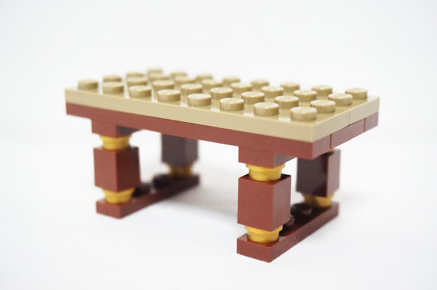 レゴのテーブル
