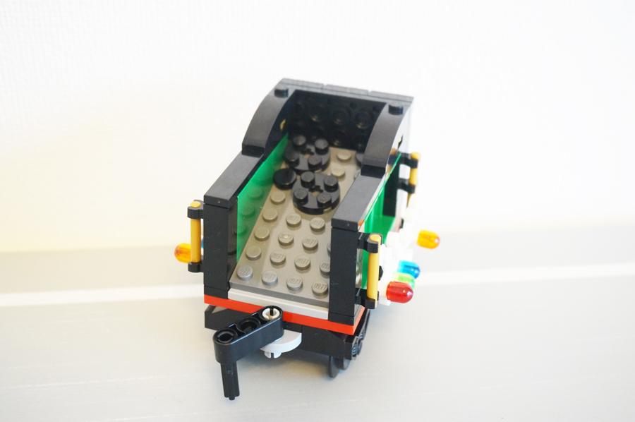 レゴ炭水車