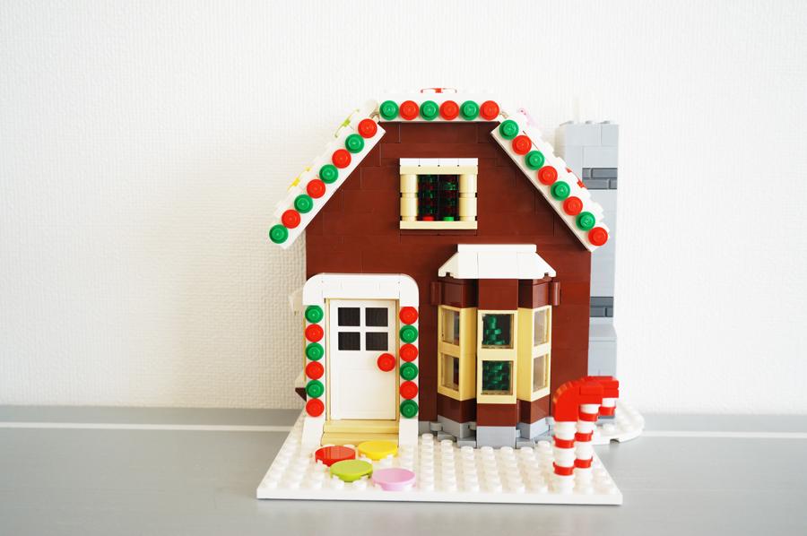 ドクターペイさんのお菓子の家