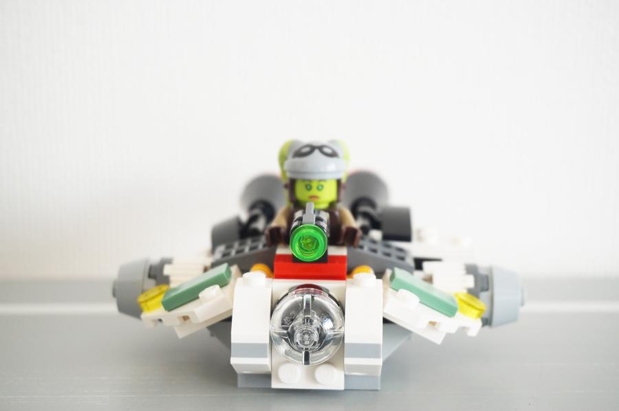 レゴマイクロファイターゴースト