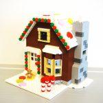 レゴお菓子の家