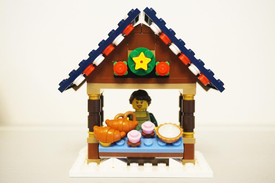 LEGO10235 ウインターヴィレッジマーケット