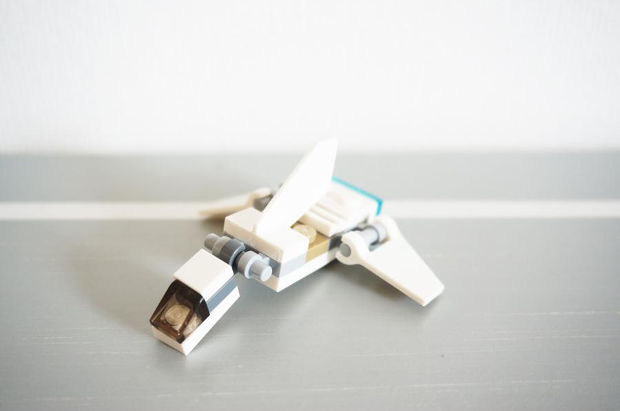 レゴインペリアルシャトル