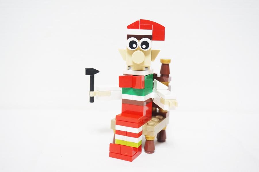 レゴ40205男の子のエルフ