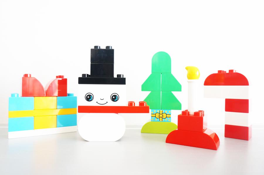 レゴデュプロのクリスマス
