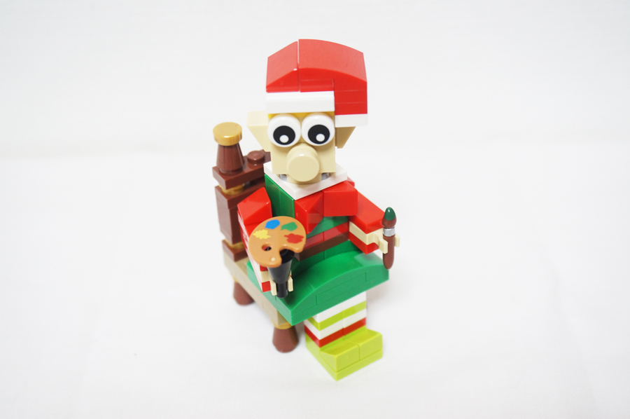 レゴ40205エルフ