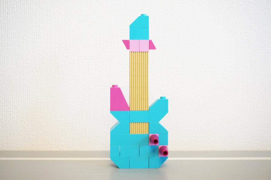 レゴギター