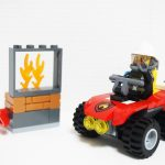 LEGO60105オフロード消防車