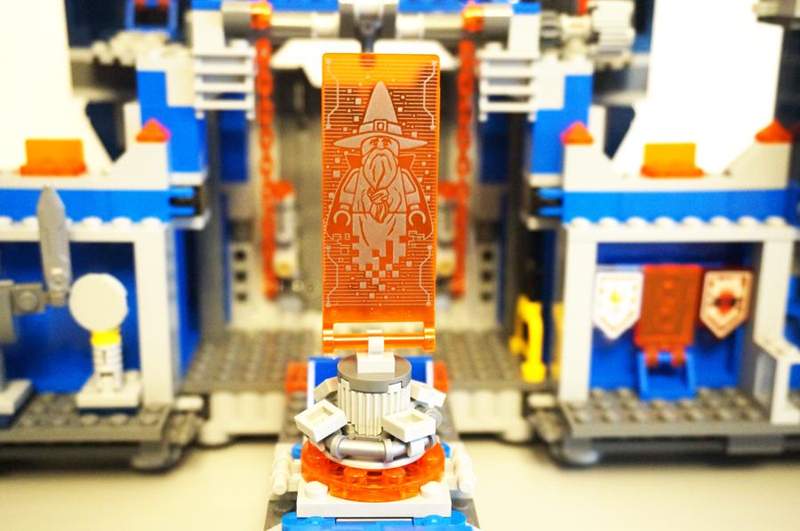 LEGO70317ネックスナイツのフォートレックスのマーロック