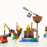 70409レゴパイレーツ海賊の砦