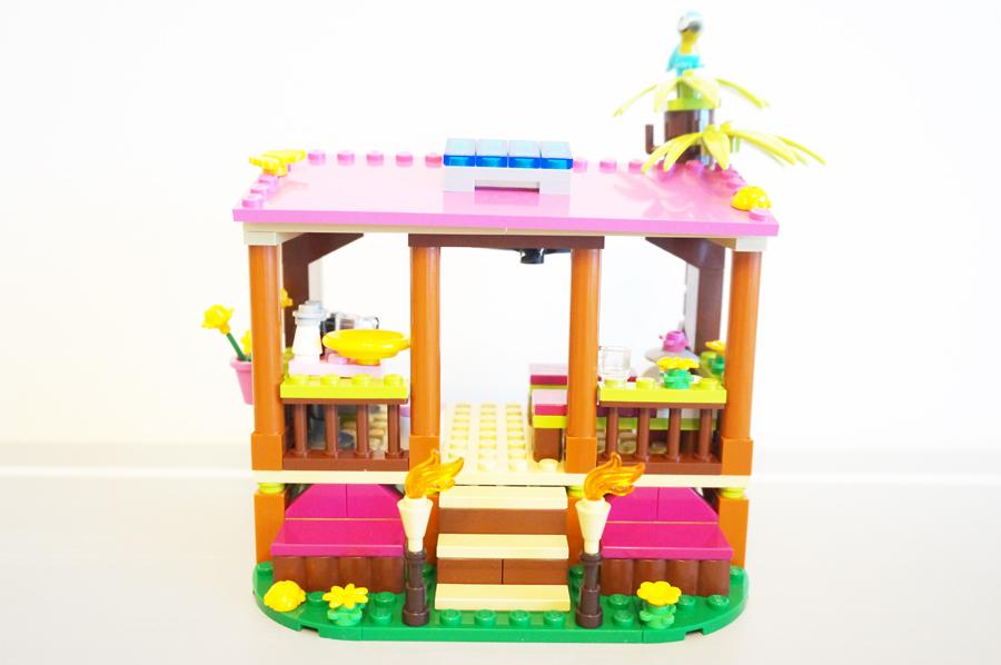 41308レゴフレンズジャングルの小屋