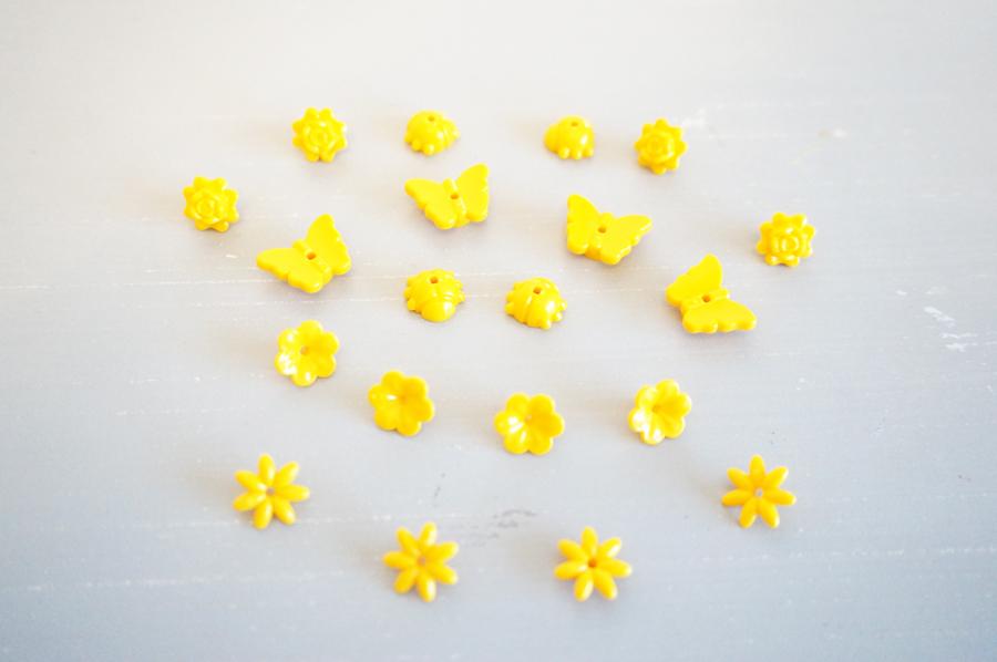 41038 レゴフレンズ ミステリージャングルパラダイスのお花とちょうちょテントウムシ