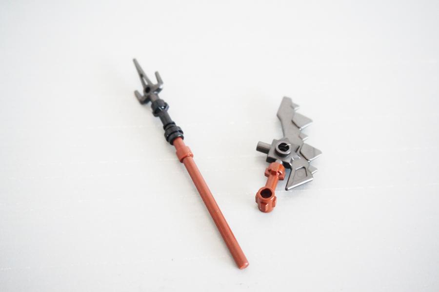 レゴ武器パーツ