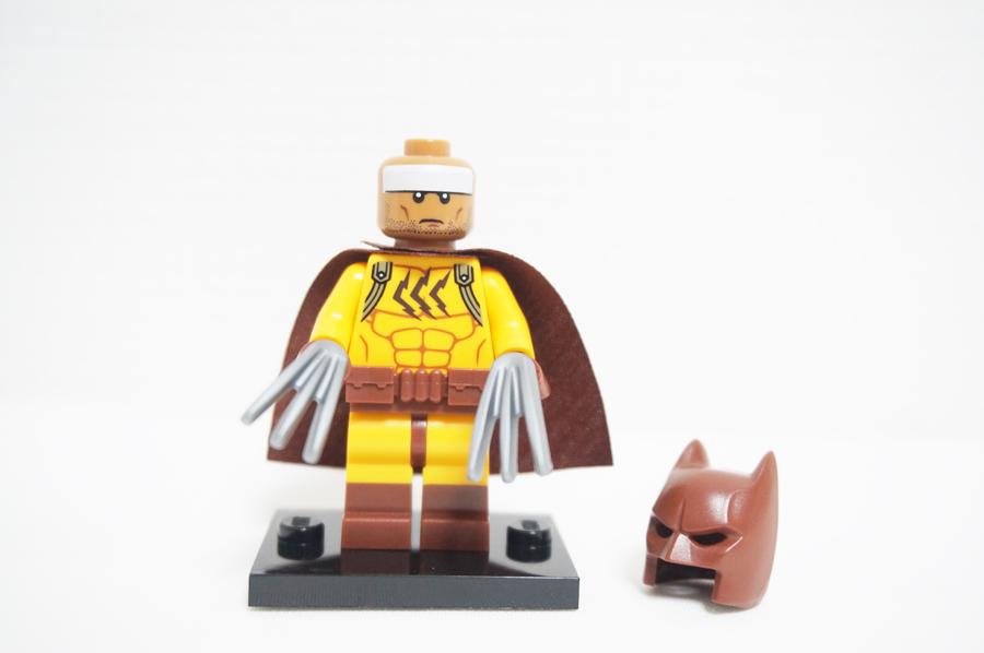 レゴバットマンミニフィギュアシリーズのキャットマン