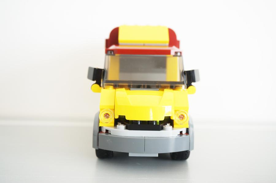 60150レゴシティピザショップトラック正面
