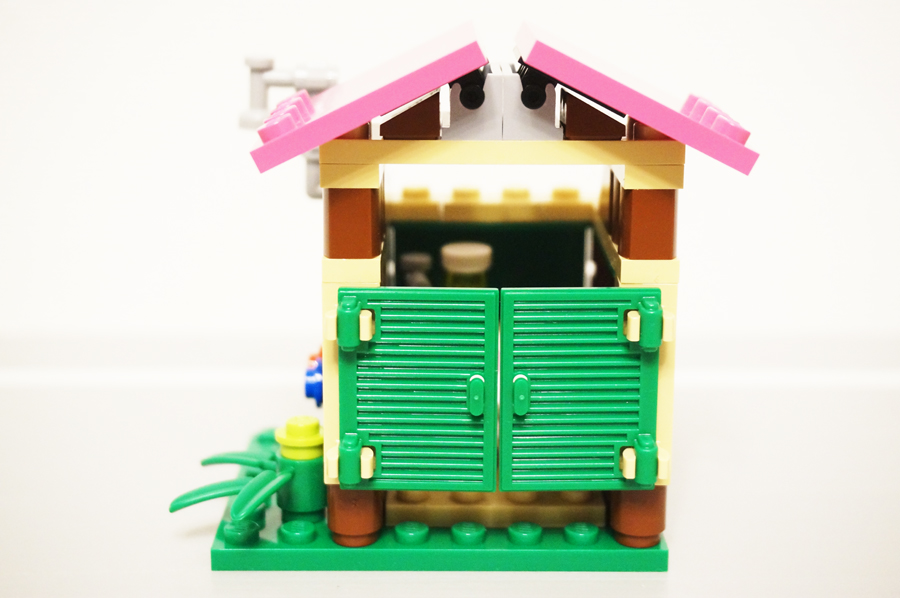 41308レゴのトイレ