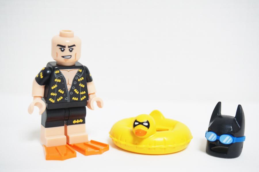 レゴあひるの浮き輪パーツ