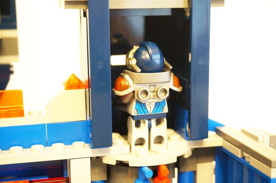 LEGO70317ネックスナイツのフォートレックス