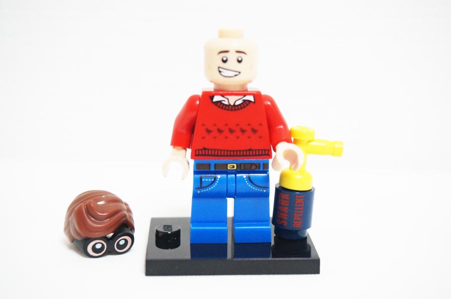 レゴバットマンのミニフィグロビン