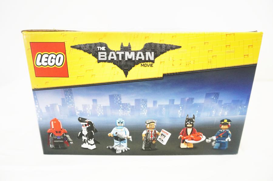 レゴミニフィギュアシリーズバットマンムービーの箱