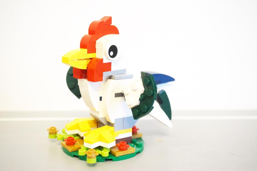 LEGO40234酉年ミニキット