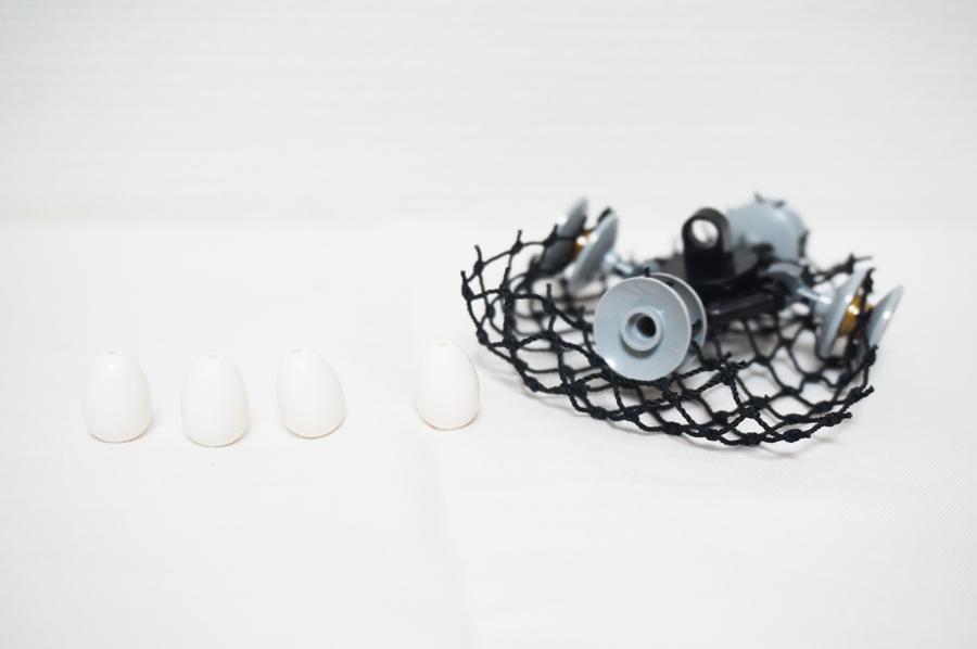 75825 レゴアングリーバード ピギーの海賊船卵のパーツ