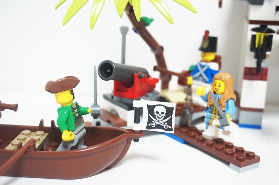 70412 レゴパイレーツ 海兵隊の砦