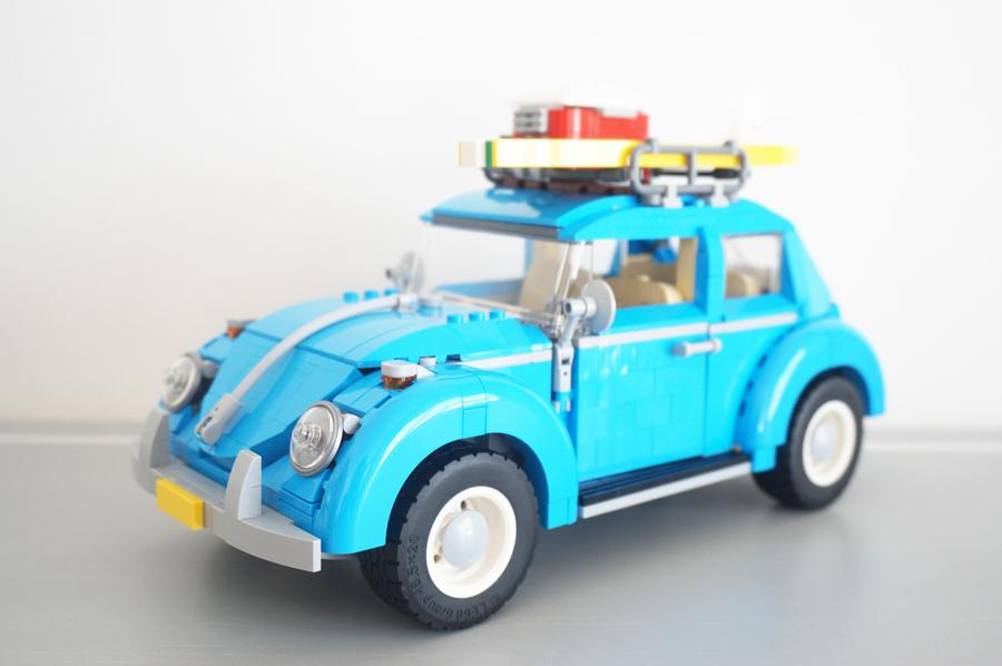 10252 レゴ クリエイター フォルクスワーゲンビートル