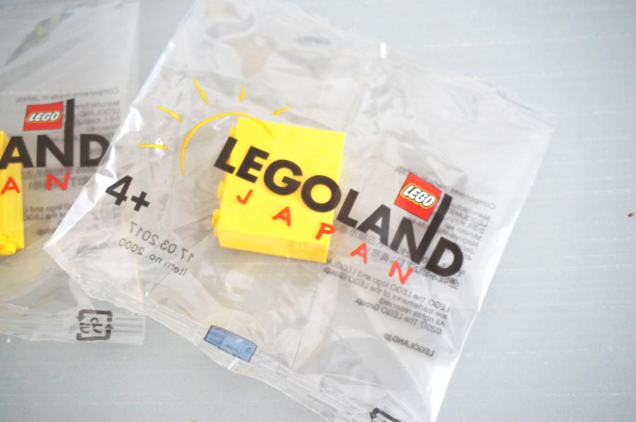 レゴランドジャパン限定ブロック