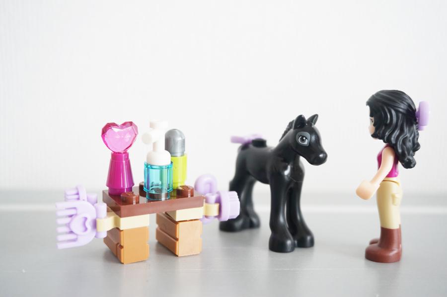 LEGO41123フレンズ子馬のシャワー