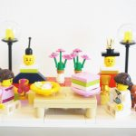 ひな祭りのレゴ