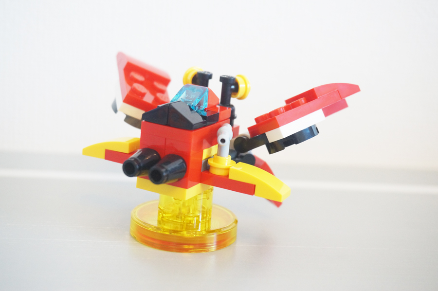 71244レゴディメンションズのソニック蟹