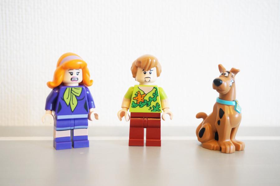 LEGOスクービードゥ75903 ホーンテッド・ライトハウスのミニフィグ