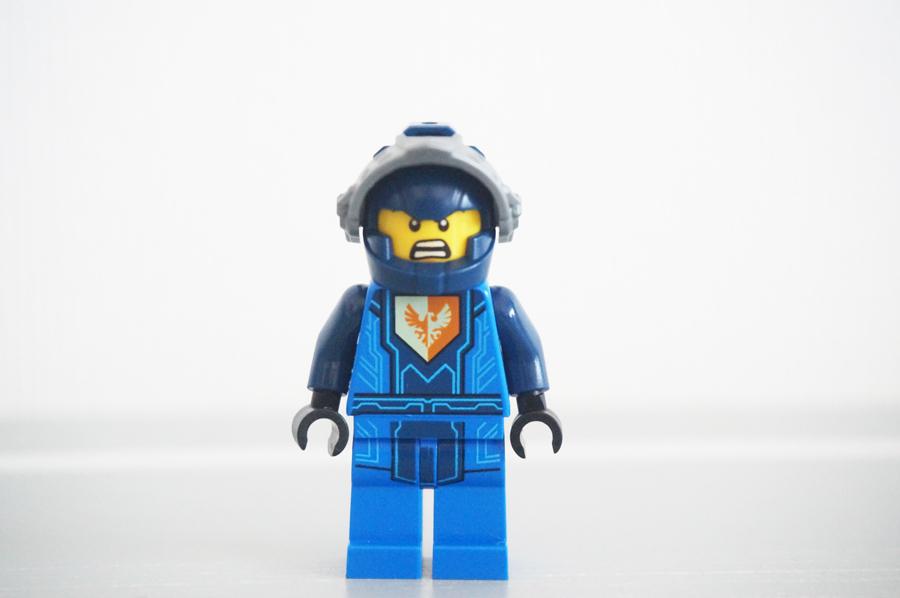 レゴ (LEGO) ネックスナイツ バトルスーツ クレイ 70362