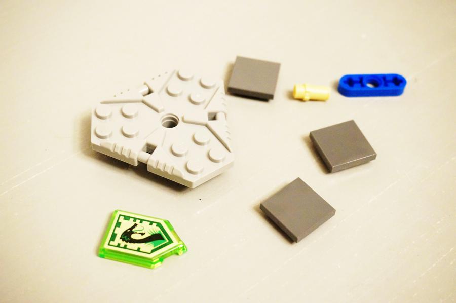 LEGO Nexo Knights Collector Case
