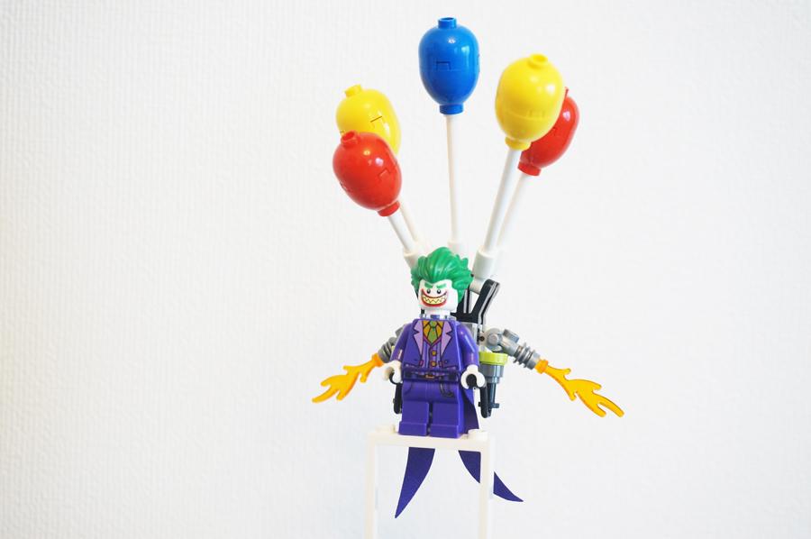 70900レゴバットマンジョーカー気球で逃亡
