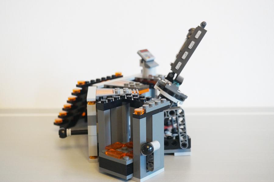 75137LEGOスターウォーズ カーボン冷凍室 Carbon-Freezing Chamber