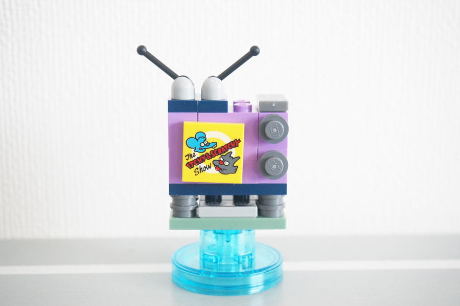 The Simpsons Level Pack LEGO71202