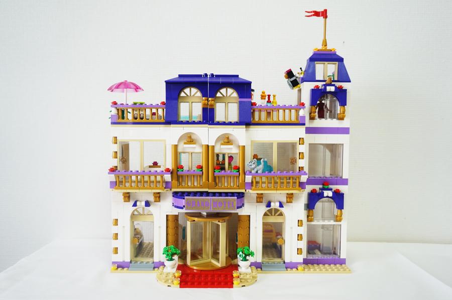 41101レゴフレンズハートレイクホテル