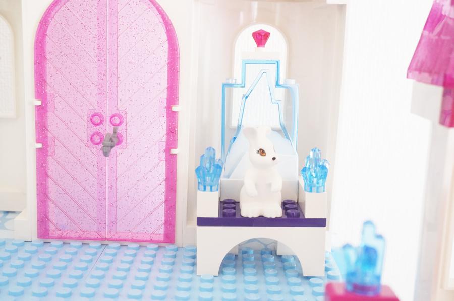 LEGOベルビル7577Winter Wonder Palace