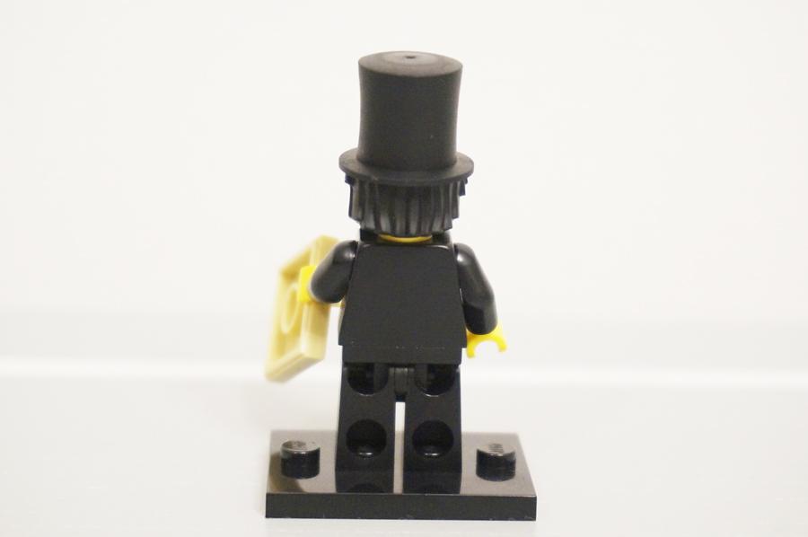 レゴミニフィギュアリンカーン大統領