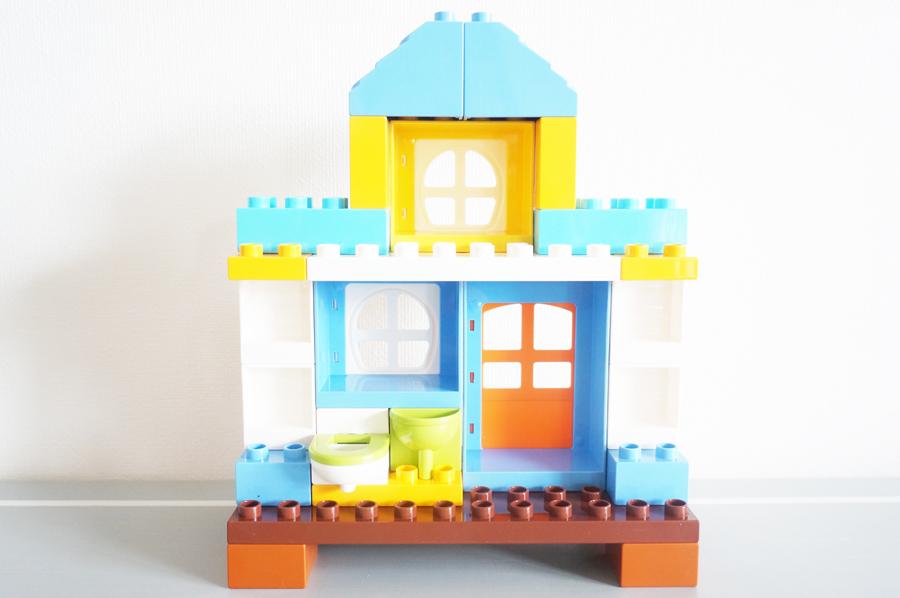 10827レゴデュプロ ミッキー&フレンズのビーチハウス