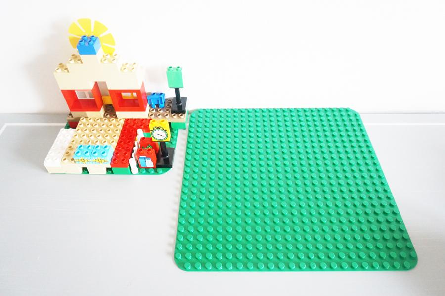 レゴ デュプロ 2304 基礎板