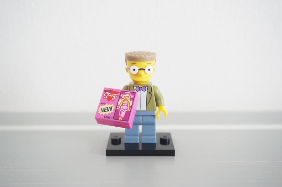 71009レゴミニフィギュア ザ・シンプソンズ第2弾