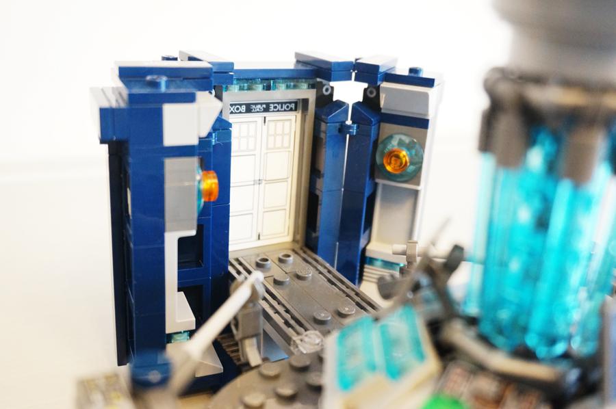 21304レゴアイディア ドクター・フー